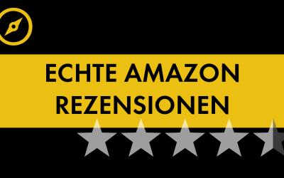 #004 Echte Amazon Rezensionen
