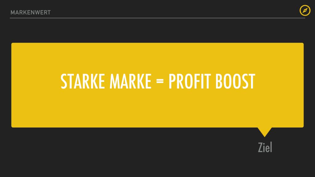 Markenwert berechnen