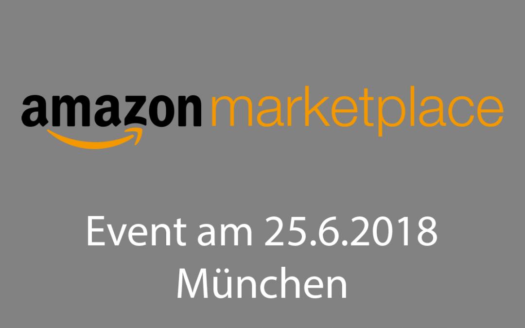 Event-Tipp im Hause Amazon (für Einsteiger)