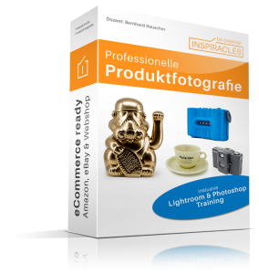 Onlinekurs Produktfotografie
